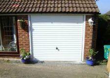 basic garage door